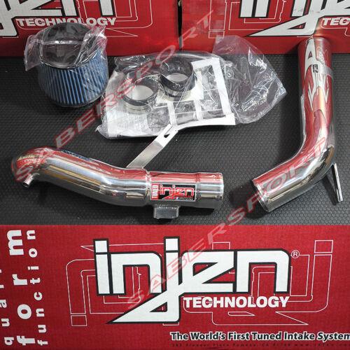Injen SP Polish Cold Air Short Ram Intake Kit for 2013-2017 Honda Accord 2.4L