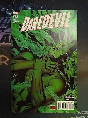 Daredevil #603 Marvel VF//NM Comics Book