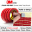 miniature 2 - 3M-VHB-DOUBLE-SIDED-TAPE-ROLL-VERY-STRONG-SELF-ADHESIVE-STICKY-TAPE-CLEAR-amp-GREY