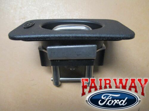 17 thu 19 Super Duty F250 F350 OEM Ford Stainless Steel Bed Hooks Tie Downs PAIR