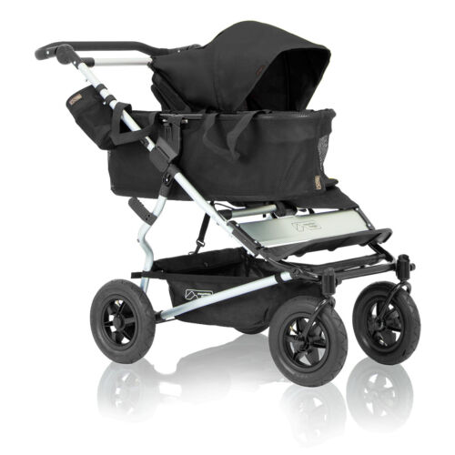 Mountain Buggy 2016 Evolution Duet Single Stroller - Black - New! Free Shipping