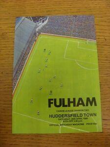 26041986 Fulham v Huddersfield Town  Faint Fold Item appears to be in good - Birmingham, United Kingdom - 26041986 Fulham v Huddersfield Town  Faint Fold Item appears to be in good - Birmingham, United Kingdom