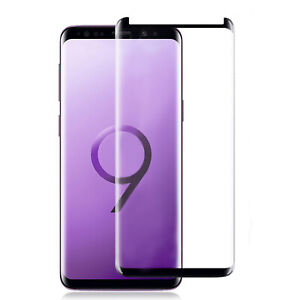 Premium Screen Glass Protector for Samsung Galaxy S9, S9+, Note 9 Tempered 9H