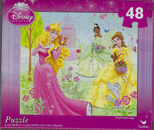 #1 Disney Princess 48 piece kids puzzle - S/H discount on multiple items