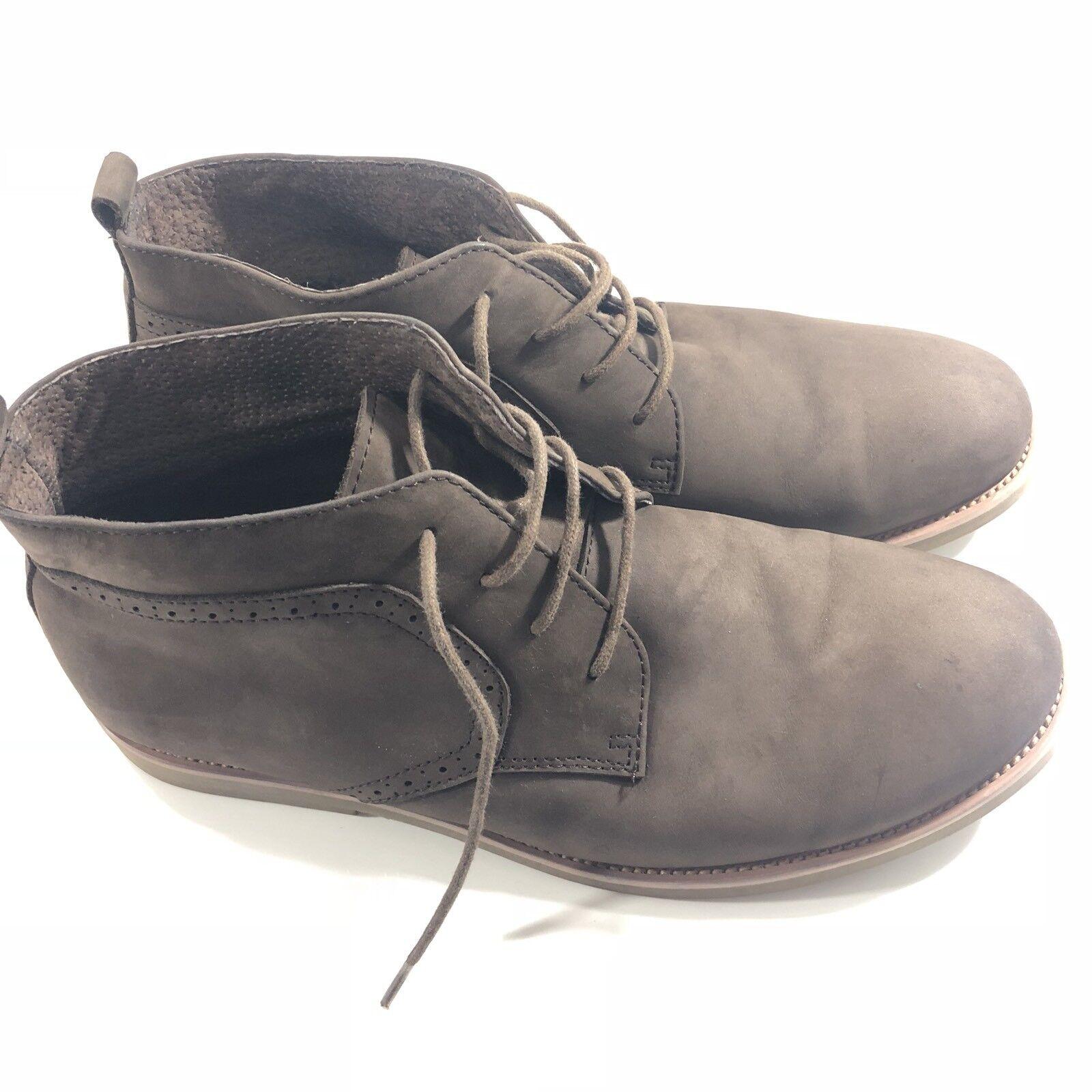 Polo Mens Stiefel braun Größe 10.5 Made In