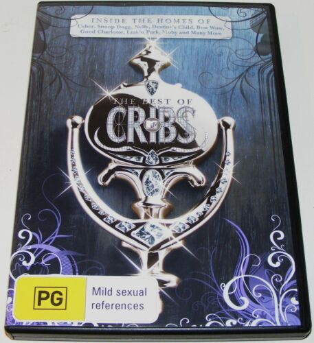 1 of 1 - THE BEST OF CRIBS--- (DVD, 2007, 2-Disc Set)
