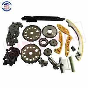Details about NEW 2 4L 2 2L 2 0L Ecotec Engine Timing Chain Kit w/ Balance  Shaft Set L61 00-11