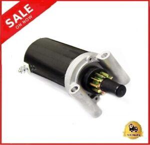 Starter Motor For Cub Cadet LT1050 LTX 1046 RZT 50 Z Force 48 Kohler SV710 SV720