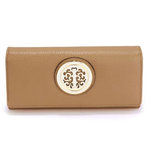 LeahWard Faux Leather Women/'s Purse Wallet Coin Bag Card Holder Key Phone Holder