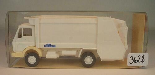 Wiking 1//87 Nr 22 641 MB Mercedes Benz SK Preßmüllwagen Edelhoff OVP #3628