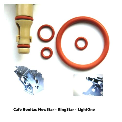 Dichtung O-Ring Auslaufstutzen Supportventil Bonitas New Star King Star LightOne