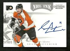 2011-12 Panini Contenders NHL Ink Autograph # 50  SEAN COUTURIER