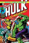 TRUE BELIEVERS WOLVERINE VS HULK 181 Reprint Marvel Comics - HULK #181