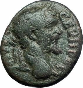 SEPTIMIUS-SEVERUS-Authentic-Ancient-Nicopolis-ad-Istrum-Roman-Coin-APOLLO-i79434