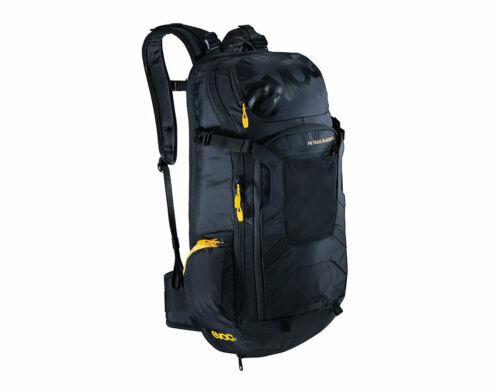 EVOC FR Trail Blackline Protector Backpack 20L Black S