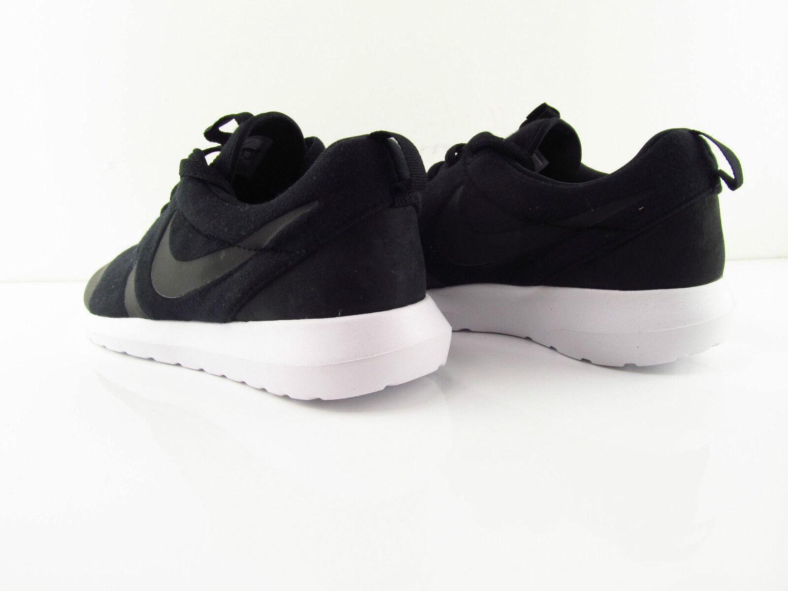 Nike rosherun nm tp roshe tech pack us_9 schwarzer mit vlies uk_8 us_9 pack 42,5 eur 3810fc