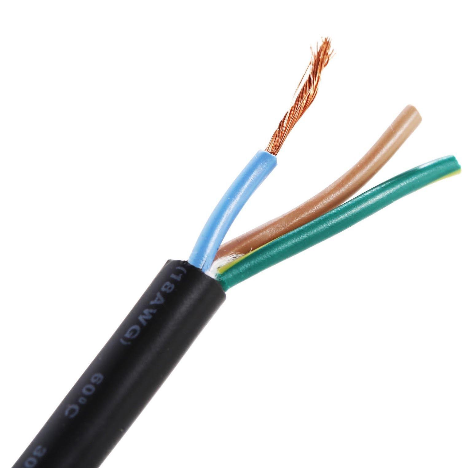 6FT US 3 Zinke Ersatz AC Leistung Mauer Kabel Stecker Für Laptop ...