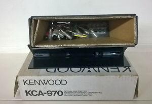 Kenwood-KCA-970-Plancia-Estraibile-per-Autoradio-Anni-039-90-x-mod-KRC970