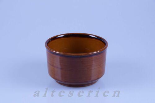 Schüssel mg D 16,2 cm H 10 cm Saint Clement Provencal Cognac