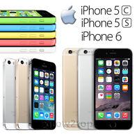 Apple iPhone 6 5S 5C 16GB 32GB 64GB Smartphone (Unlocked) GRADE A+