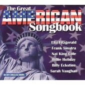 1 of 1 - Great American Songbook (SEALED 6xCD) Frank Sinatra Billie Holiday Nat King Cole