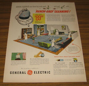 1953-Vintage-Ad-General-Electric-GE-Reach-Easy-Cleaning-Vacuum-Cleaners
