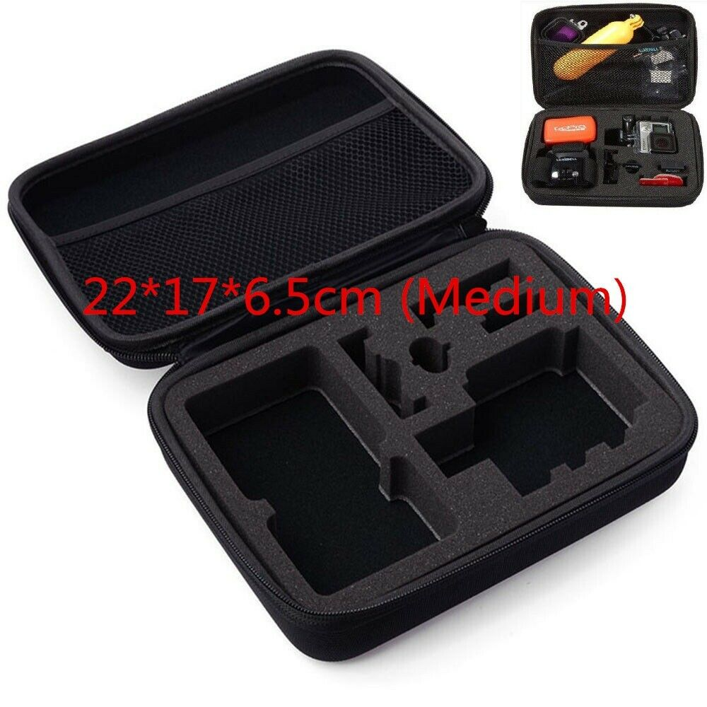 GoPro HERO7 Black Action Camera Accessories Kit For Go Pro Hero 6/5/4 New Model 4