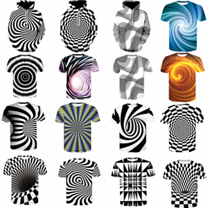 3D-Optical-illusion-T-Shirt-Hypnosis-Swirl-Men-Funny-Hoodie-Sweatshirts-Tee-Tops