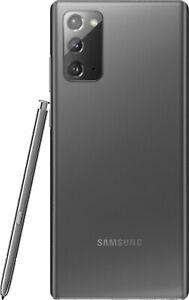 Samsung Galaxy Note 20 5G 128GB (Mystic Gray) - Verizon Smartphone - NICE