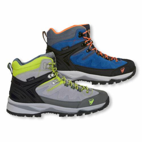 Icepeak Mens Trekking Outdoor Shoes Hiking Shoes Wynne Mr Waterproof
