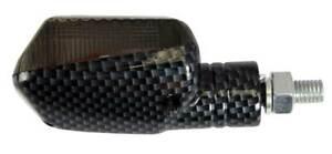 Bike-It Mini Indicators Short Black Transparent Lens # Pick 1 Pair Lens