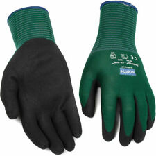 North Flex Oil Grip Nitrile Coated Safety Gloves Medium Size By Medicos Club