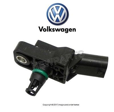 For Volkswagen Beetle Jetta GTI Passat Air Intake Temperature Sensor Genuine