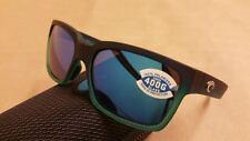 Costa Playa Polarized Sunglasses - Blue Mirror - 400G Lenses
