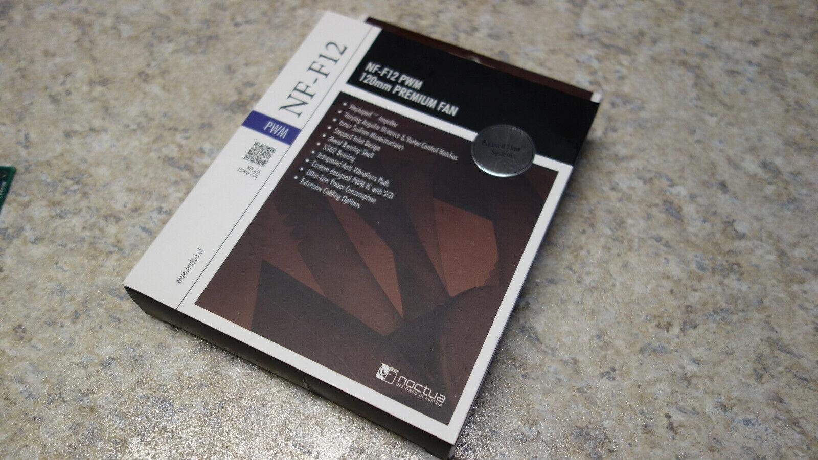 Noctua SO2 120MM 1500RPM Focused Flow  Bearing Fan