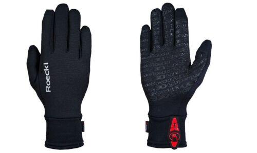 Roeckl Kailash Finger Handschuhe Polartec® Power Stretch® Pro leicht 2 Farbe NEU