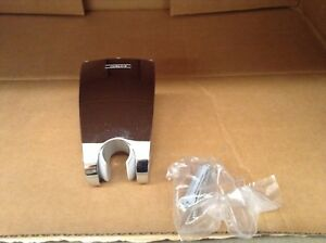 Image Is Loading Hansgrohe 27504000 Shower Accessories Hand Shower  Holder Chrome