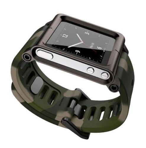 Lunatik Tiktok Multi-Touch Pulsera de Reloj Correa para la Muñeca Ipod Nano 6