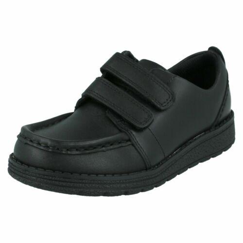 Clarks Boys School Shoes /'Mendip Bright/'