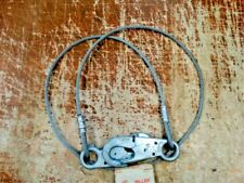 Safety Lanyard Miller 6 Heavy Duty Steels Fall Protect Restrain Cable