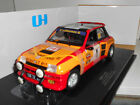 RENAULT 5 TURBO RALLY TOUR FRANCE 1980 #4 RAGNOTTI CALBERSON UH 1:18