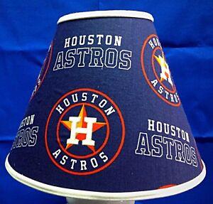Houston astros lamp shade lampshade ebay image is loading houston astros lamp shade lampshade aloadofball Choice Image