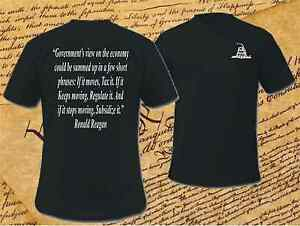 RONALD-REAGAN-QUOTE-DON-039-T-TREAD-ON-ME-AMERICAN-T-SHIRT-BIG-GOVERNMENT-USA
