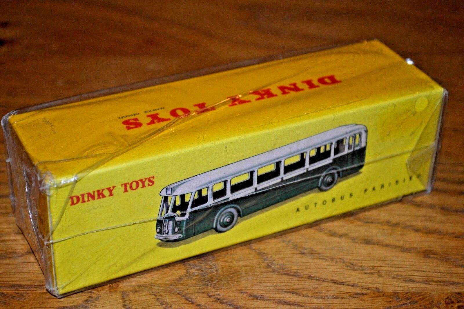 2013 French Dinky Toys Atlas Edition Diecast No. 29D Autobus Parisien