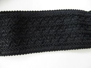 Posamentenborte-elastisch-73-mm-schwarz