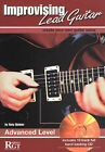 Improvising Lead Guitar: Advanced Level by Tony Skinner (Mixed media product, 2000)