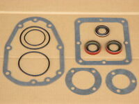 Transmission Gaskets + Seal Kit For Ih International Trans 185 Cub Lo-boy