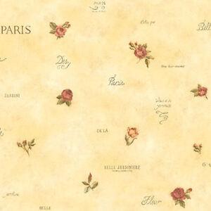Belle-Bouquet-Floral-Paris-Wallpaper-cy3279