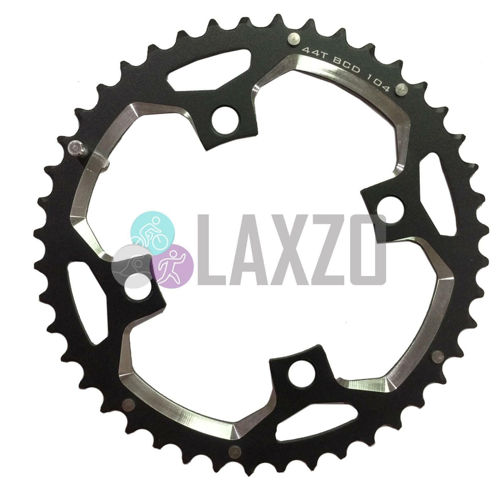 104bcd  44t Crankset Alloy Knitted CNC For MTB Road Bicycle-Sand Blast  save up to 70%