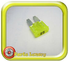 FUSE Micro2 Style 9mm 20 Amp Yellow FOR Some Late Model Holden 2015-On